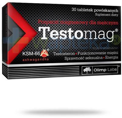 Olimp Testomag 30 tabletek