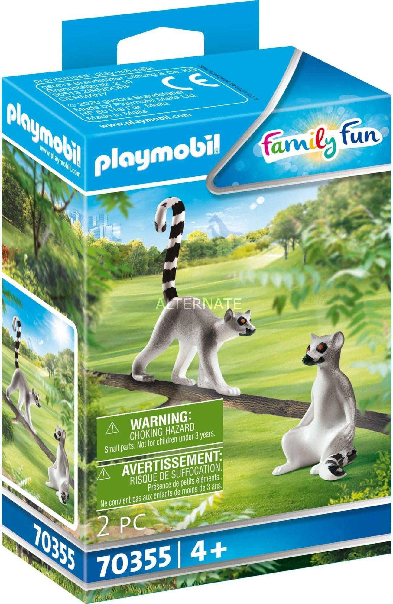 Playmobil - Lemury 70355