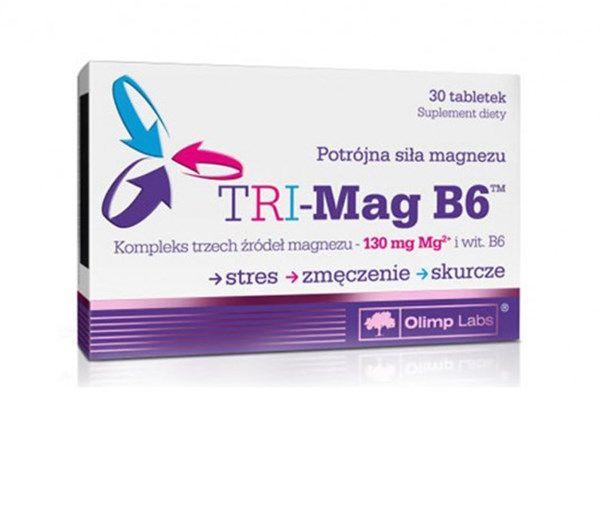 Tri-Mag B6 30tab
