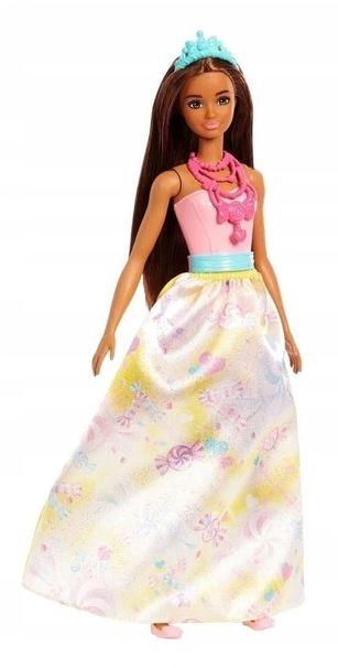 Lalka Mattel FJC94 Barbie Dreamtopia księżniczka