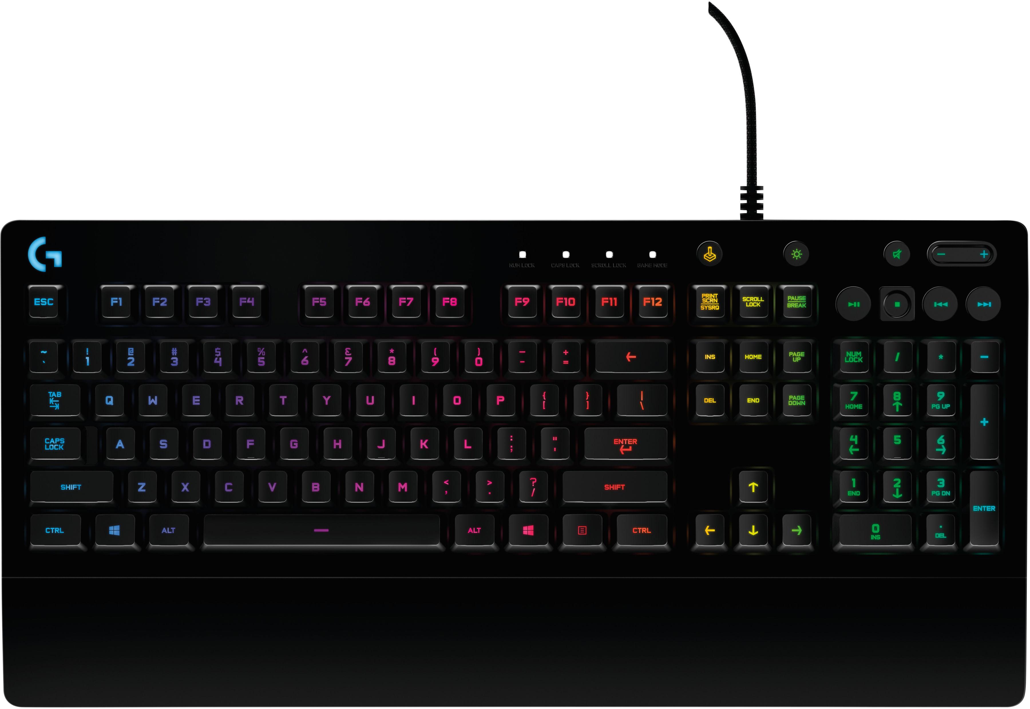 G213 Prodigy Gaming Keyboard (US INT''L)