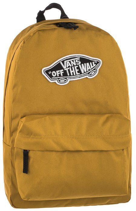 Plecak Vans Realm Backpack Olive Oil VN0A3UI6ZLM1 (VA226-j)