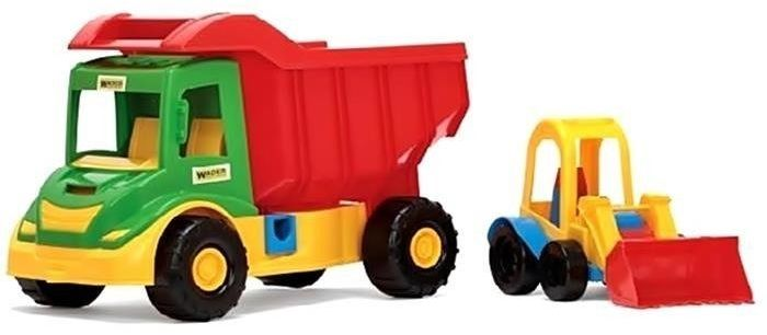 Multi truck z Buggy spychacz - WADER