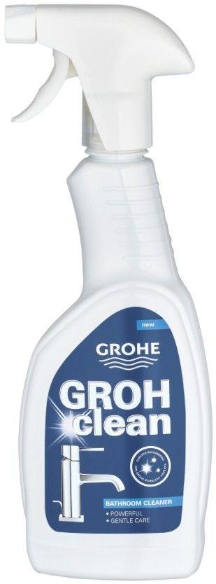 Płyn do czyszczenia łazienek GROHCLEAN 500ml spray