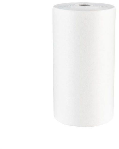 Czyściwo bawełniane białe, rolka w dyspenserze,100m