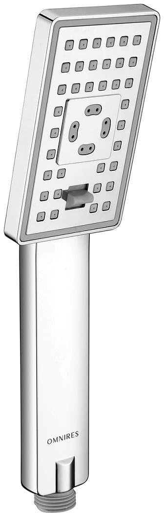 Omnires rączka, słuchawka prysznicowa 3-funkcyjna chrom JIMJIM-RCR wysyłka 24H