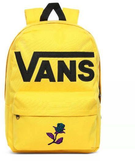 Plecak szkolny Vans Old Skool III Lemon Chrome Custom Rose VN0A3I6R85W
