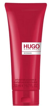 Hugo Boss Hugo Woman Red żel do kąpieli - 50ml Do każdego zamówienia upominek gratis.