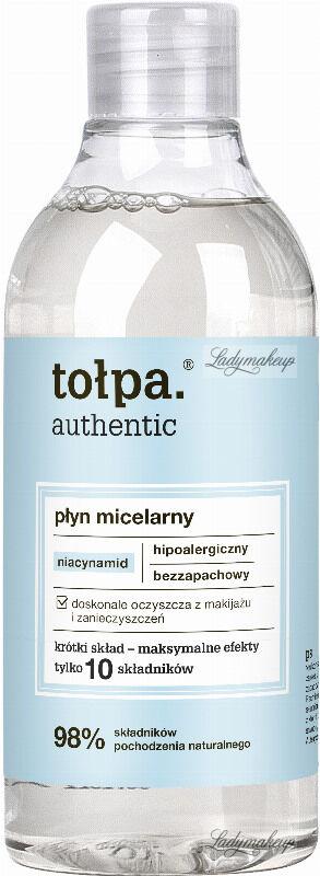 Tołpa - Authentic - Płyn micelarny - 300 ml