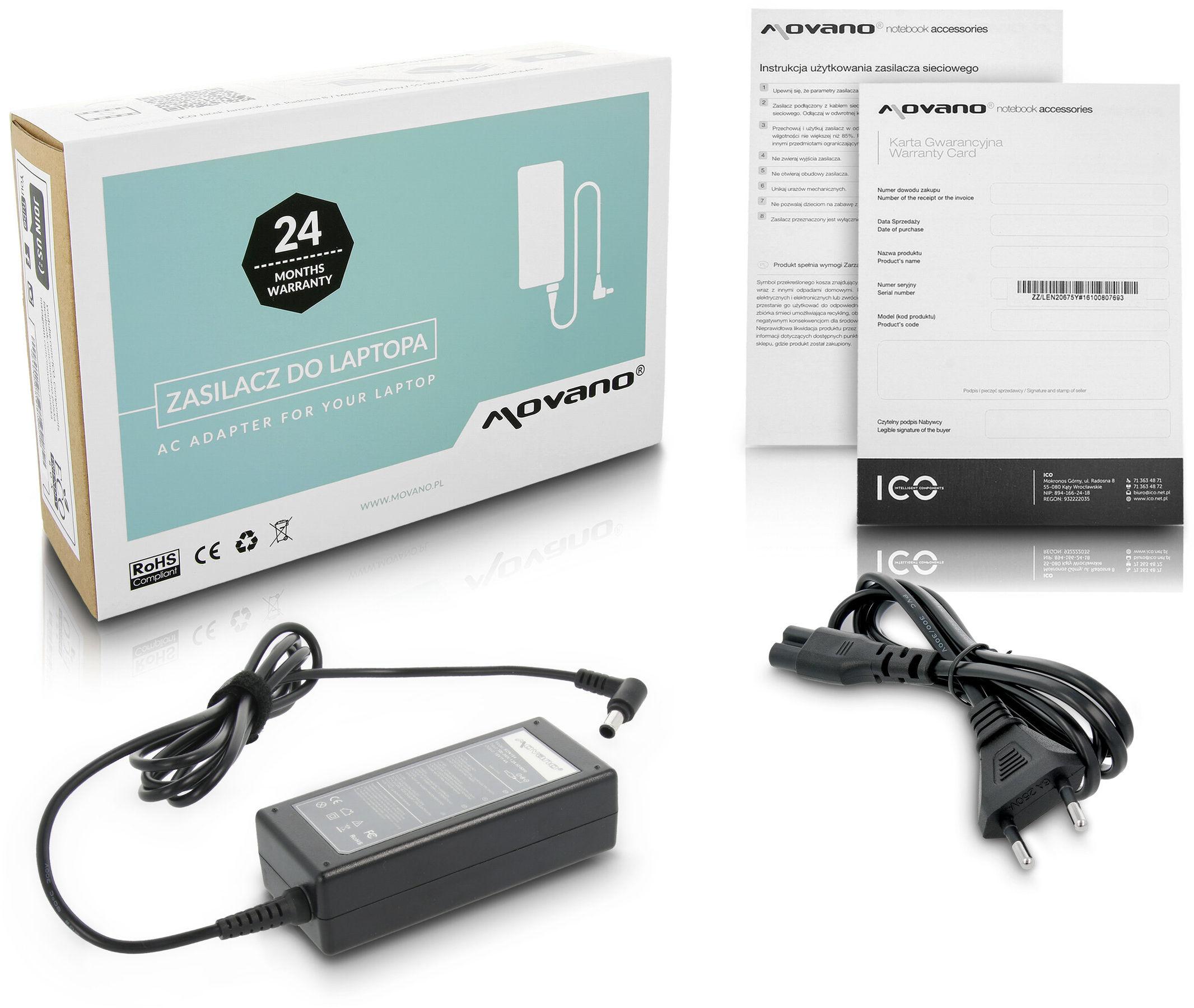 Zasilacz ładowarka do Fujitsu-Siemens Point 1600 Stylistic ST5032