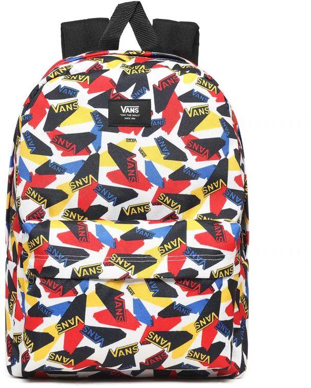 Plecak młodzieżowy szkolny Vans Old Skool III - VN0A3I6RZM7