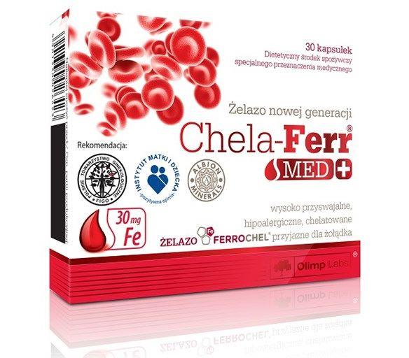 Chela-Ferr Med 30kap