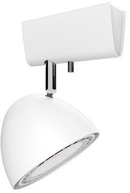 Reflektor Vespa 9594 Nowodvorski Lighting biała ruchoma oprawa w nowoczesnym stylu
