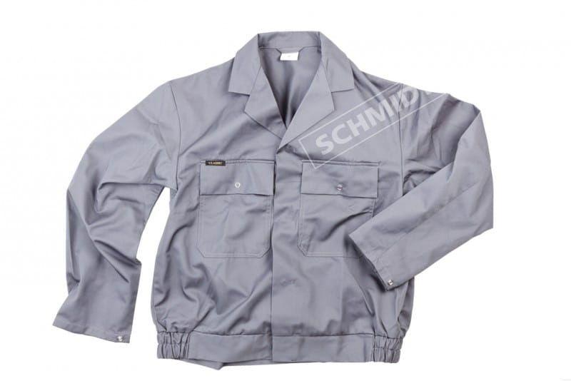 Bluza robocza Kneiter Classic popielata
