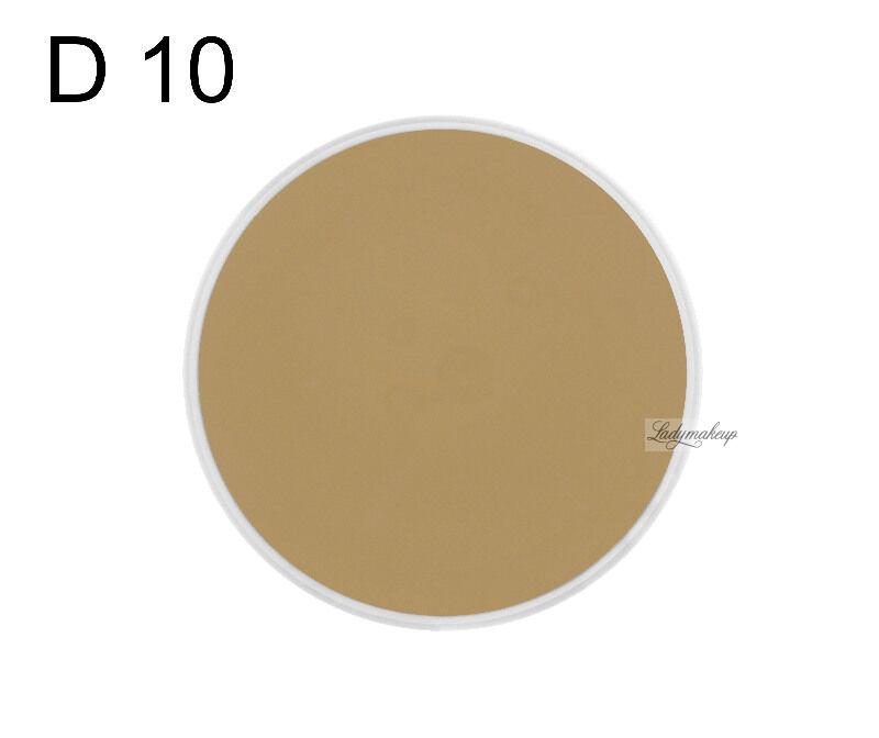 KRYOLAN - DERMACOLOR Camouflage - Podkład/ kamuflaż do twarzy - WKŁAD - ART. 75005 - D 10