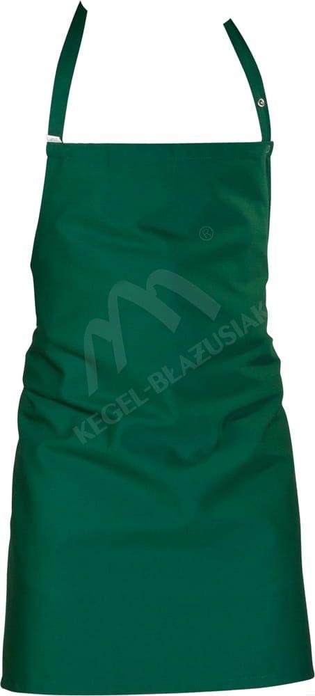Fartuch przedni zielony