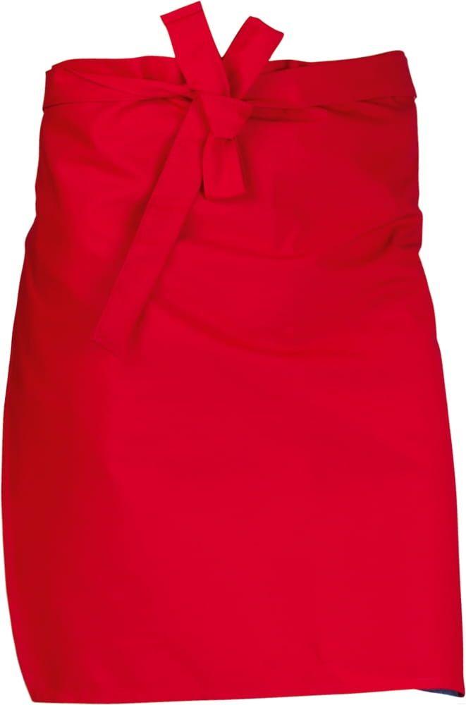Zapaska 60 cm czerwona
