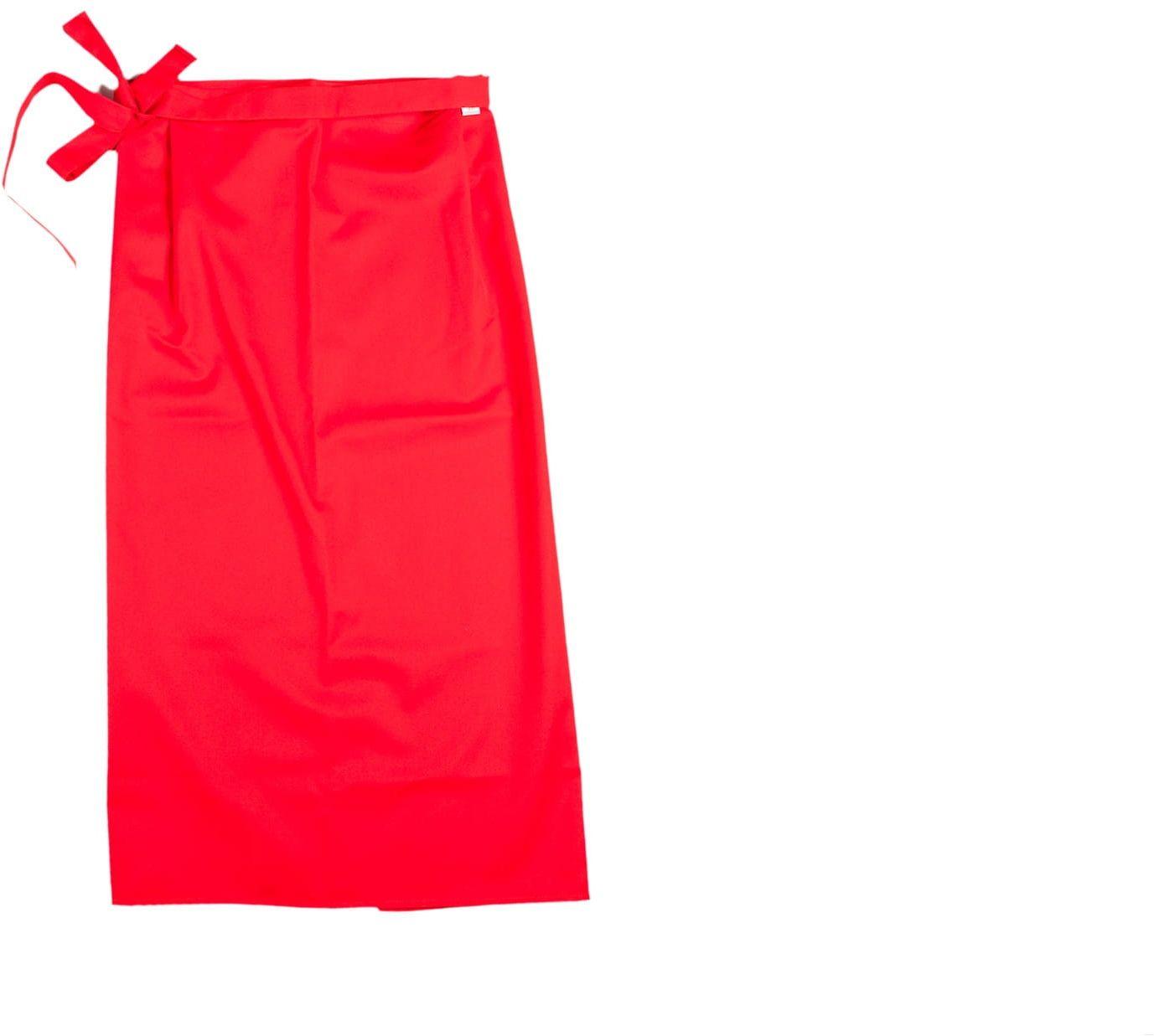 Zapaska 90 cm czerwona