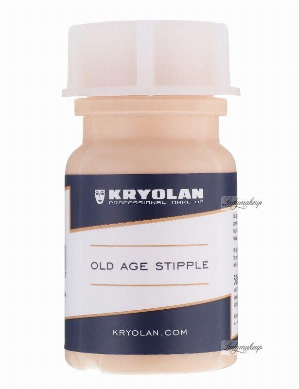 KRYOLAN - OLD AGE STIPPLE - Preparat do imitacji starczej skóry - ART. 6570