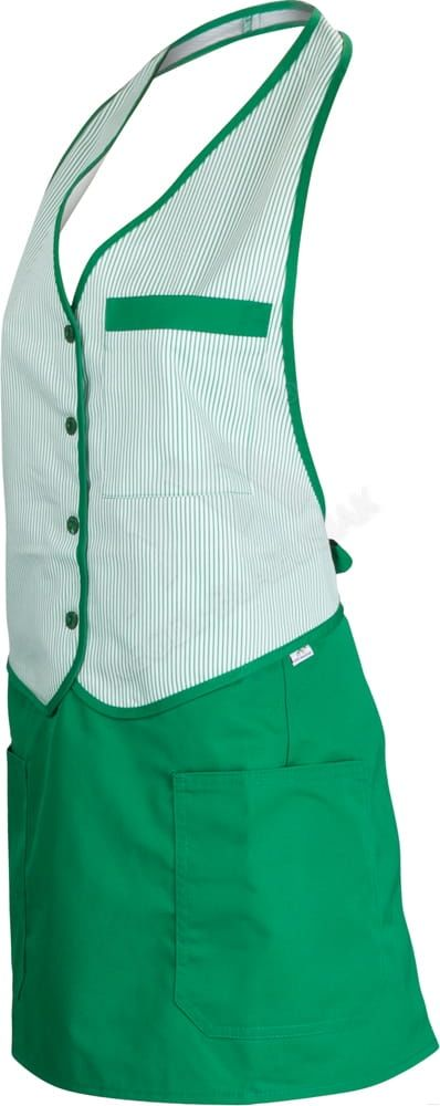 Fartuszek włoski zielony