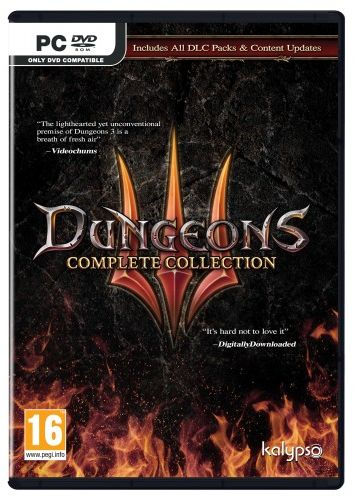 Dungeons III Complete Collection PC