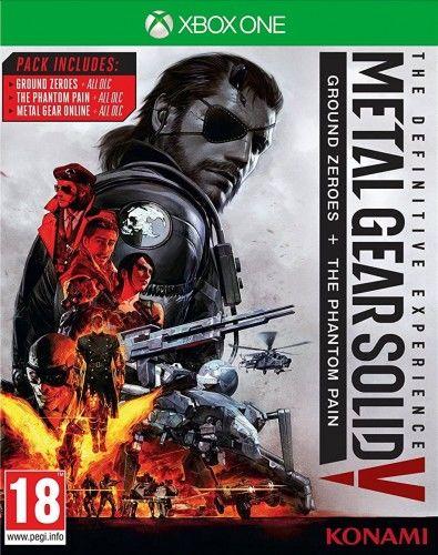 Metal Gear Solid V Definitive Experience XONE