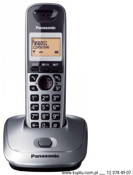 KX-TG2511 PDM, telefon bezprzewodowy