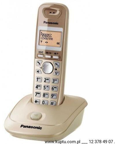 KX-TG2511 PDJ telefon bezprzewodowy