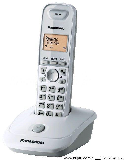 KX-TG2511 PDW telefon bezprzewodowy