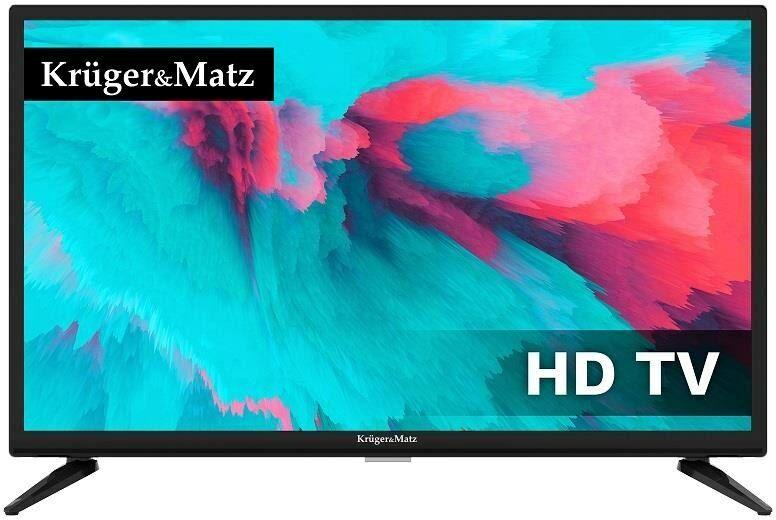 "Telewizor Kruger&Matz KM0224 24"" HD DVB-T2 230/12V"