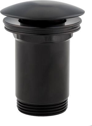 Omnires korek klik klak umywalkowy A706BL Czarny wysyłka 24h