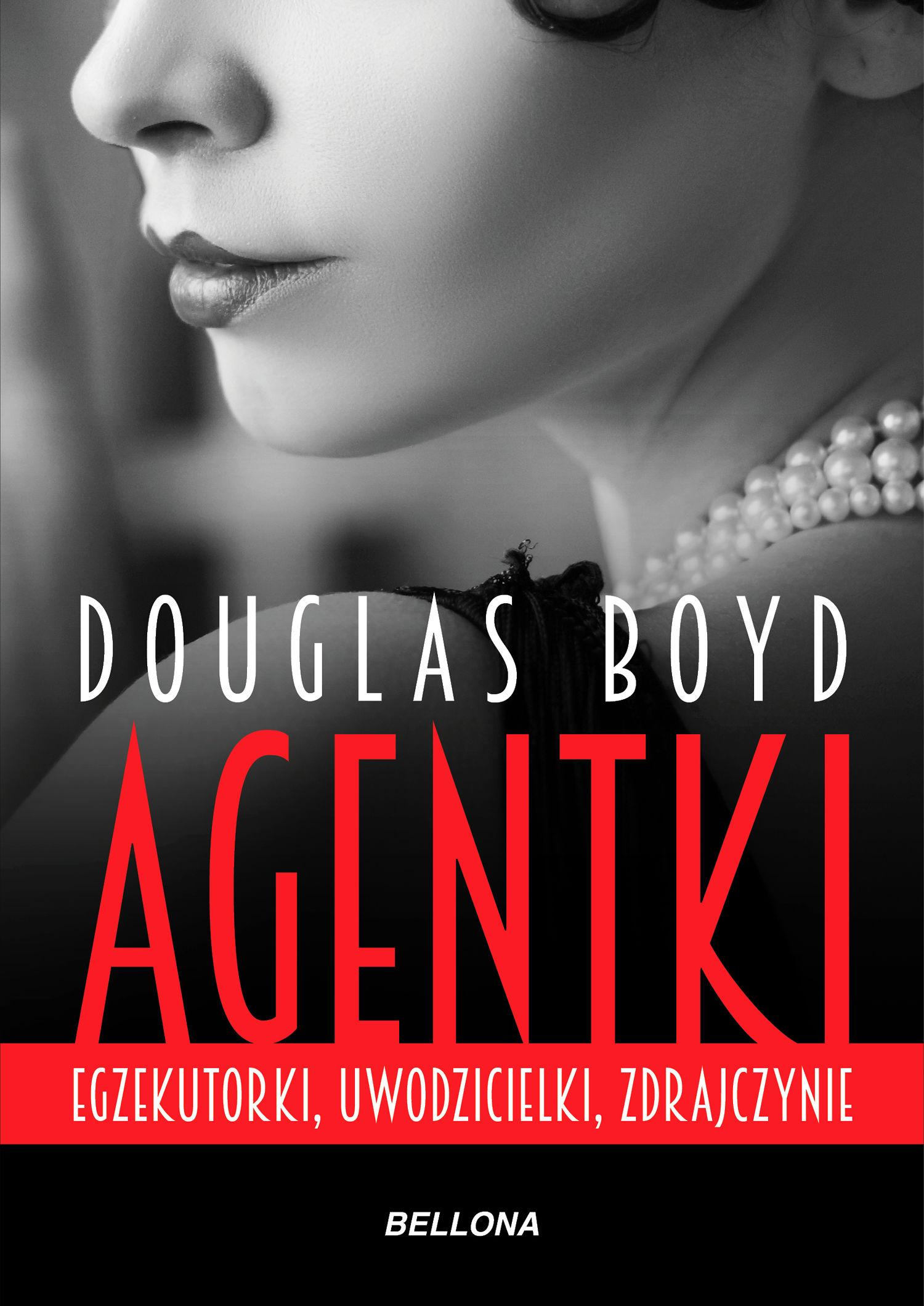 Agentki - Douglas Boyd - ebook