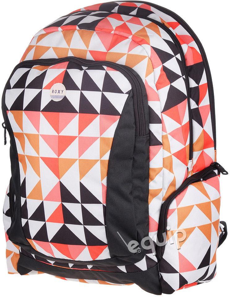 Plecak Roxy Alright - cozy geo print