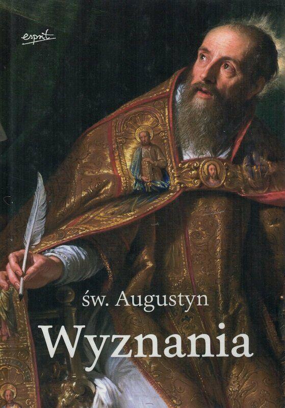 Wyznania. św. Augustyn - oprawa twarda