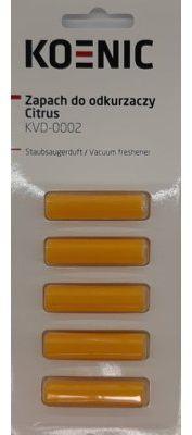 Zapach do odkurzacza KOENIC KVD-0002 Cytrusowy