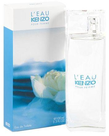 Kenzo L''Eau Pour Femme woda toaletowa - 100ml (NOWA SZATA) Do każdego zamówienia upominek gratis.