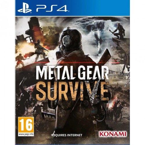 Metal Gear Survive PS 4
