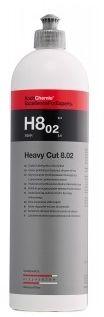 Koch Heavy Cut H8.02 - olejowa mocno ścierna pasta polerska do zniszczonych lakierów 250ml