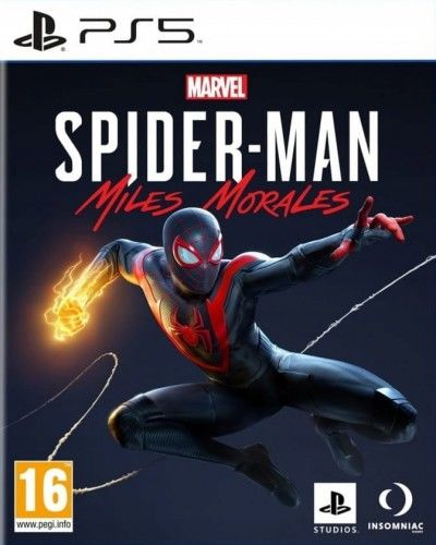 Spider-Man Miles Morales PS 5