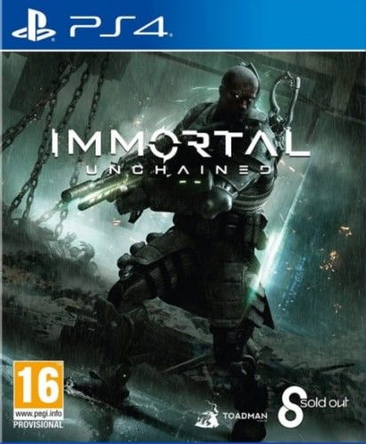 Immortal Unchained PS 4