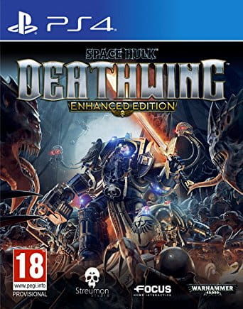 Space Hulk Deathwing PS 4