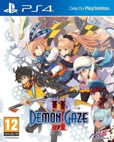 Demon Gaze II PS 4