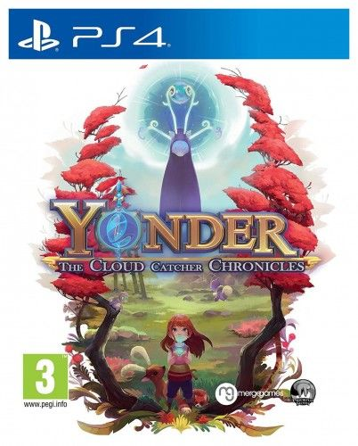 Yonder The Cloud Catcher Chronicles PS 4