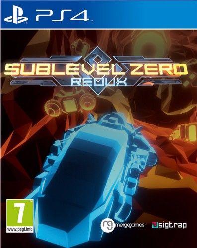 Sublevel Zero Redux PS 4