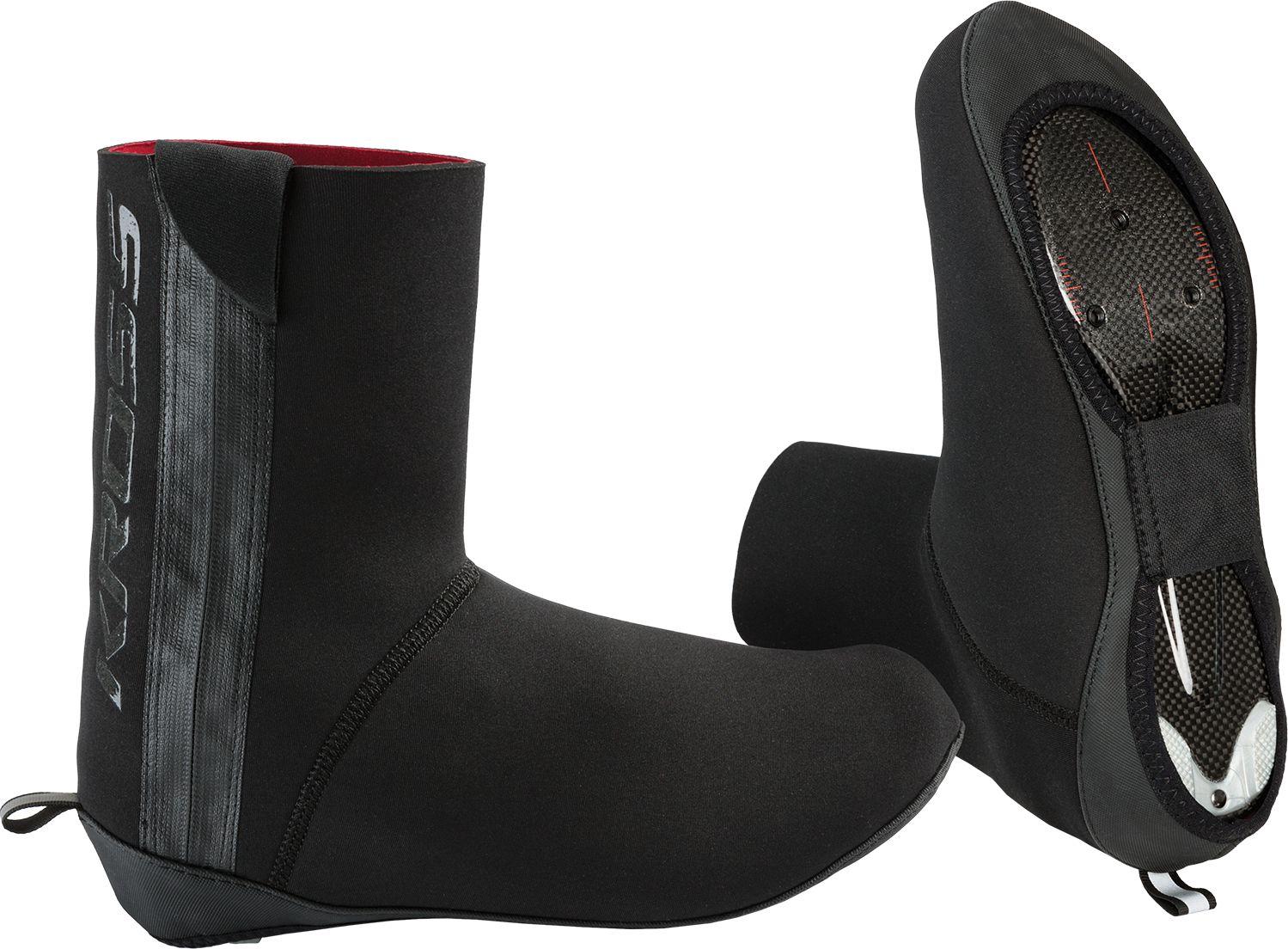 Ochraniacze na buty Kross Winter Cover S czarne