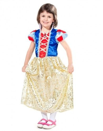 Kostium dziecięcy Bajkowa Śnieżka
