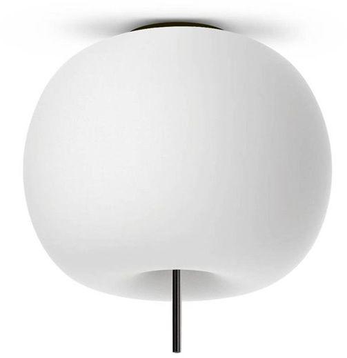 Kushi 16 Ø16 biały, czarny - Kundalini - lampa sufitowa