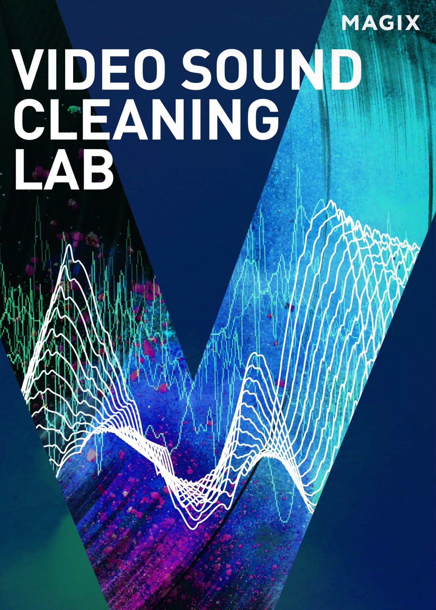 MAGIX Video Sound Cleaning Lab - ESD - cyfrowa - Certyfikaty Rzetelna Firma i Adobe Gold Reseller