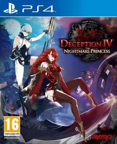 Deception IV Nightmare Princess PS4