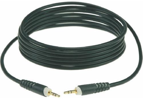 KLOTZ AS-MM0300 jack 3.5 mm - jack 3.5 mm - 3 m +9 sklepów - przyjdź przetestuj lub zamów online+
